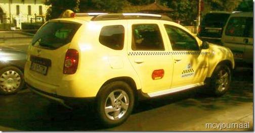 Dacia Duster Taxi 02