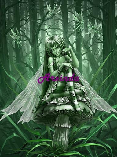 hadas fairys arxinda coleccion 100 esquemas de punto de cruz hadas