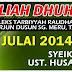 QARYAH RAMADHAN 19 JULAI 2014