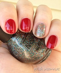 Nicole by OPI Keeping Up with Santa with Kardashing Through the Snow 5
