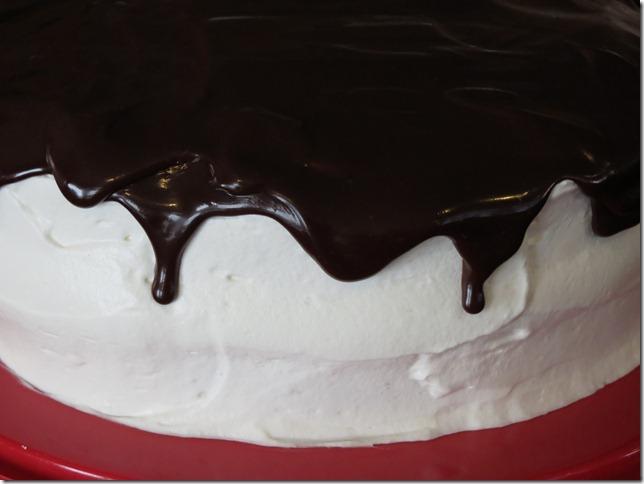 Tuxedo Cake 2