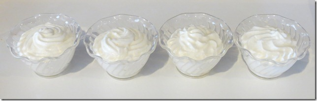 Lemon Yogurt Mousse 1-18-13