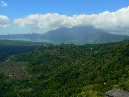 What to do in Bali: Visit Batur lake