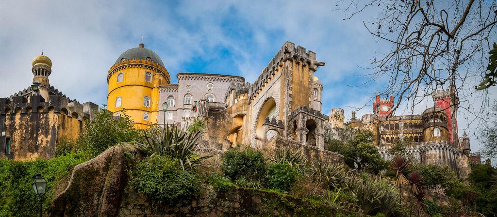 DSC 4052 pan Дворец Пена   летняя резиденция португальских монархов
