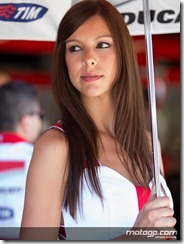 Paddock Girls Gran Premi Aperol de Catalunya  03 June  2012 Circuit de Catalunya  Catalunya (44)