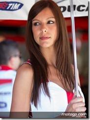 Paddock Girls Gran Premi Aperol de Catalunya  03 June  2012 Circuit de Catalunya  Catalunya (44)