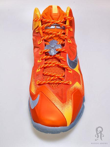 Nike LeBron XI 11 Forging Iron US Release Date