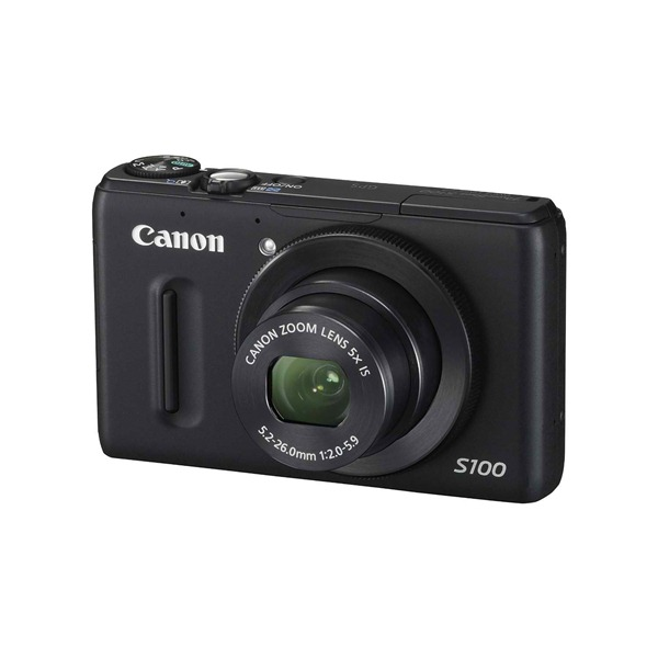 Review: Canon PowerShot S100