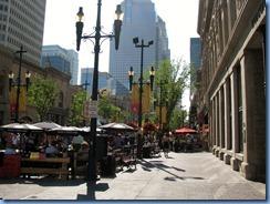 9880 Alberta Calgary Historic Stephen Avenue pedestrian mall