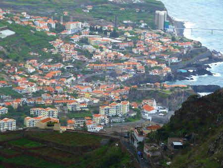 Obiective turistice Madeira: Camara de Lobos