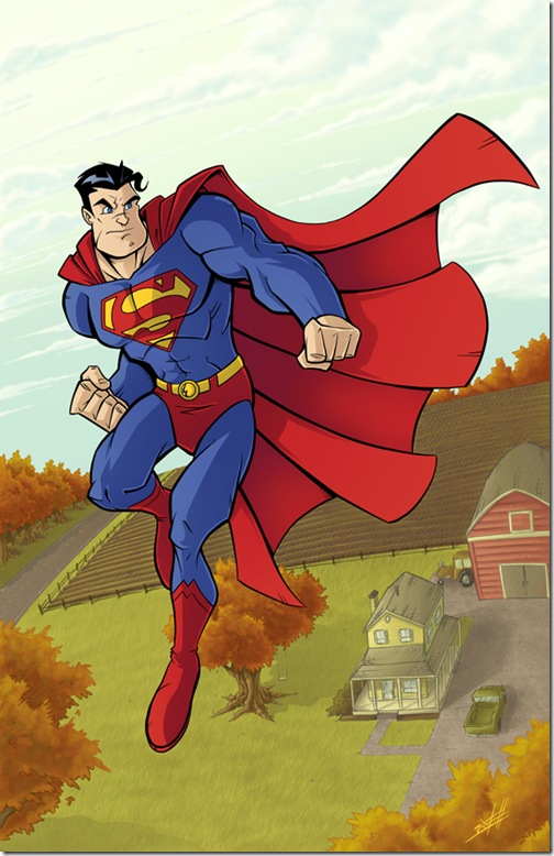 Superman,Jerry Siegel,Joe Shuster,Kal-El,Clark Joseph Kent,Christopher Reeve (140)