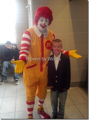 Doodle & Ronald