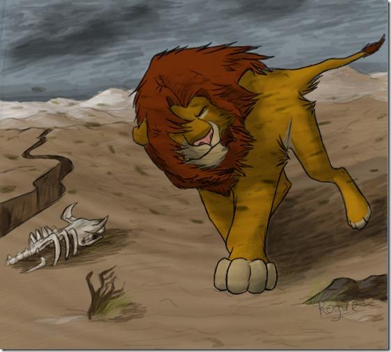 El Rey León,The Lion King,Simba (50)