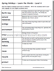 Earth Day Activities - inspired by the Lorax, and brought to you by Raki's Rad Resources.