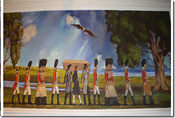 nathan hale execution