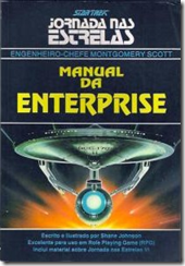 Capa do livro Manual da Enterprise