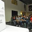 Los jóvenes presenciaron el desarrollo de una jornada electoral como parte del taller de capacitación.JPG