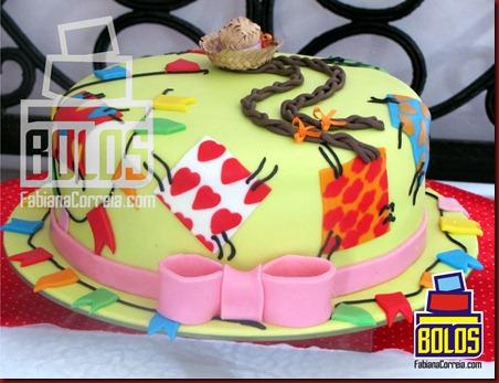 bolo junino, bolo são joão, bolos decorados, bolos fabiana correia 2