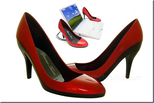 Caixinhas-de-Som-Sapatos-Salto-Scarpin-Vermelho