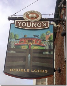double locks pub sign