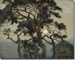 wiegand_gustave_adolph-view_through_the_oaks_at_dusk~OMef8300~10603_20110520_2547B_420
