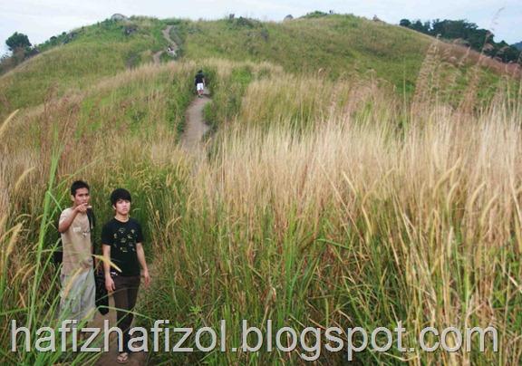 Ramai Nak Join Program Mendaki Bukit Broga