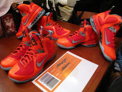 nike lebron 9 gr galaxy allstar 5 11 Your Nike LeBron 9 Galaxy Will Glow in the Dark!