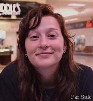 Savannah Smiles at DQ