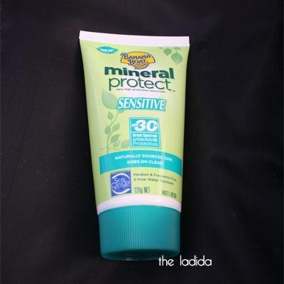 Travel Beauty Essentials Sunscreen