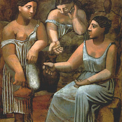 Picasso, 3 Women at spring