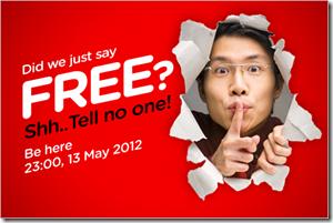Airasia Free Seat Promotion