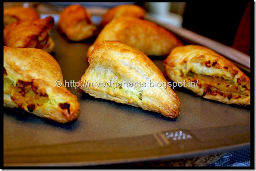 Vegetable Puff - IMG_0928