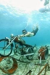 Motocicletta Deus, Gili Trawangan