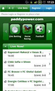 Descargar Paddy Power Sportsbook para celulares gratis