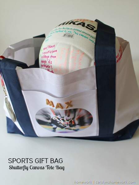 Shutterfly Canvas Tote Bag via homework | carolynshomework.com