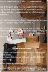 DSC02588.JPG Amoristernas kyrkofader Fredrik Vesterberg vit skrud mitra predikstol kyrka (1) med amorism komprimerad