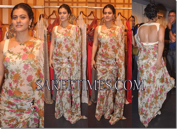 Kajol_Printed_Saree