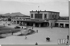 台北火車站A