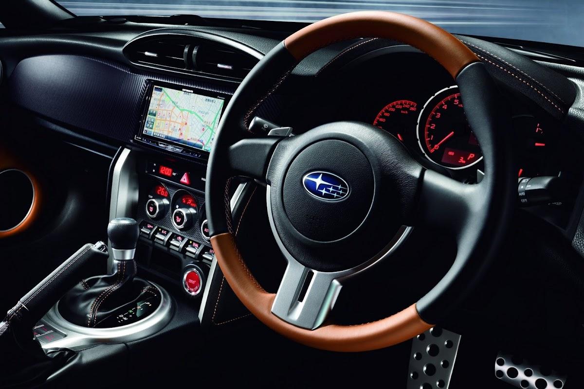 Subaru crafts new brz premium sport edition jdm for playful adults subaru brz premium package jdm 13 vanachro Images