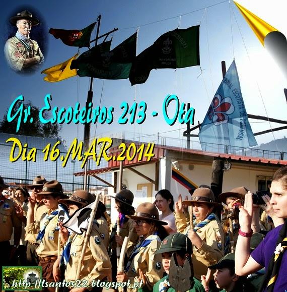 9.º Aniv. Escoteiros Ota - 16.03.14 (3-3)