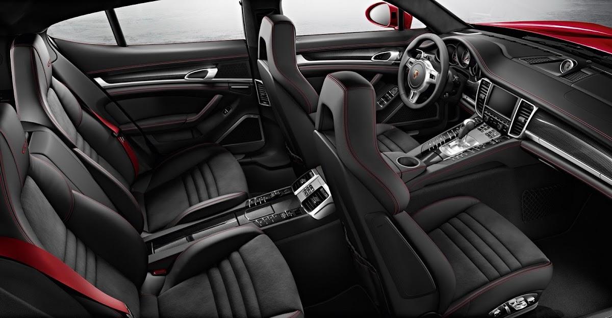 2014 porsche panamera gts 4 - Porsche Panamera 2014