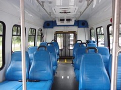 Shelby Bus Inside
