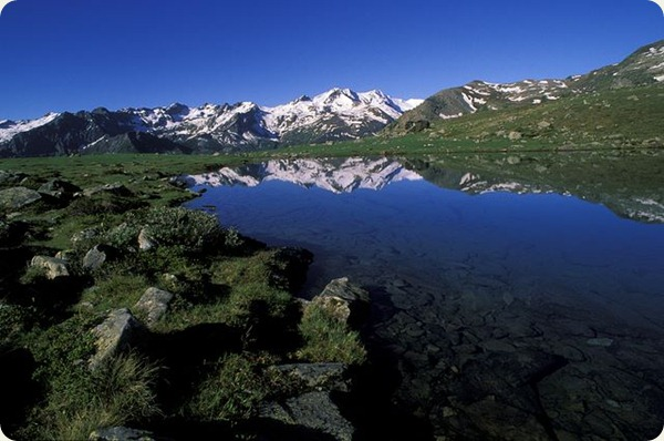 valle d'aosta Lago Muffe
