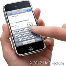 Cara SMSan Sama Gebetan