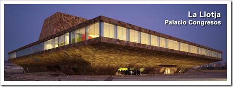 Palacio de Congresos La Llotja de Lleida. Sala de realización: Auditorio Leandre Cristòfol.