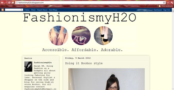 fashionismyh2o