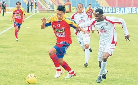 2009 Pasto v Junior Hidalgo 2