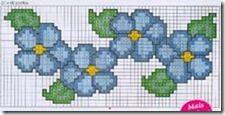 Ponto Cruz-Cross Stitch-Punto Cruz-Punto Croce-Point de Croix-2119