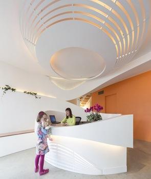 Decoracion diseño e interiorismo Centro Médico Edgecliff