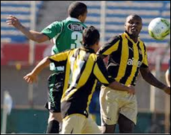 Peñarol vs Racing (U),